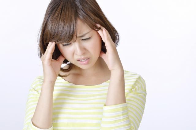 肩こり頭痛